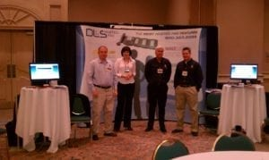 DLS Booth at IAO / COS 2011 meeting