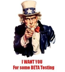 I want YOU for some VoIP BETA testing