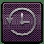 backup storage scheduling icon