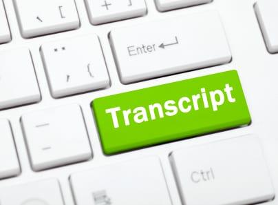 Transcribe Voice Call