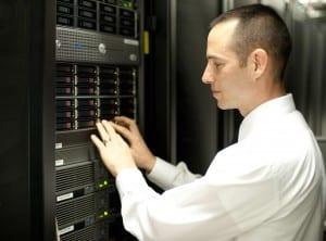 DLS employee monitoring servers