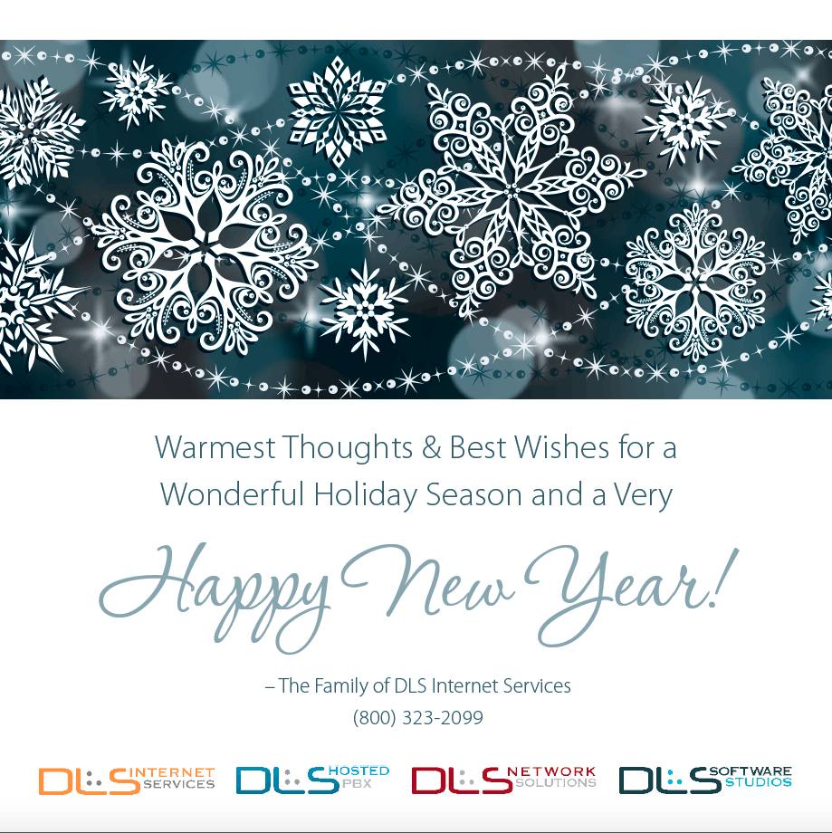 DLS 2015 new year card image