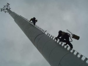 DLS fixing wireless internet tower image