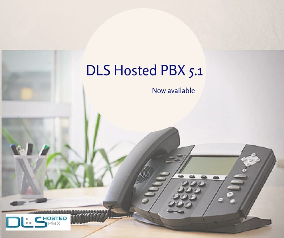 DLS Hosted PBX 5.1 ad