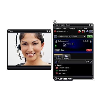 Counterpath X-Lite SoftPhone