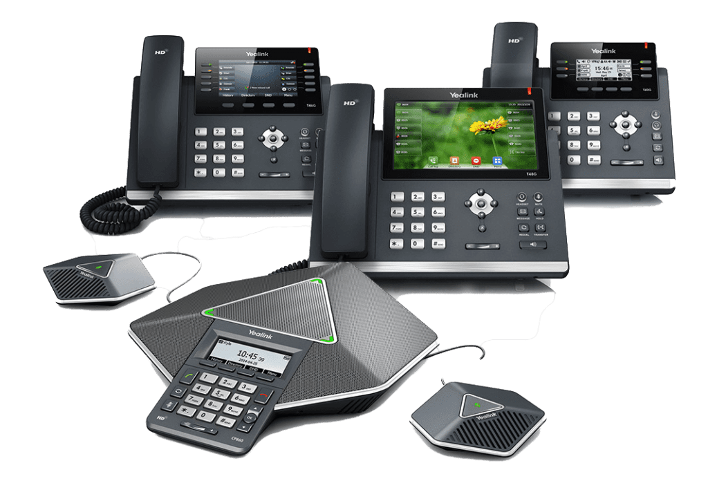 Business Phone System - DLS Internet Services