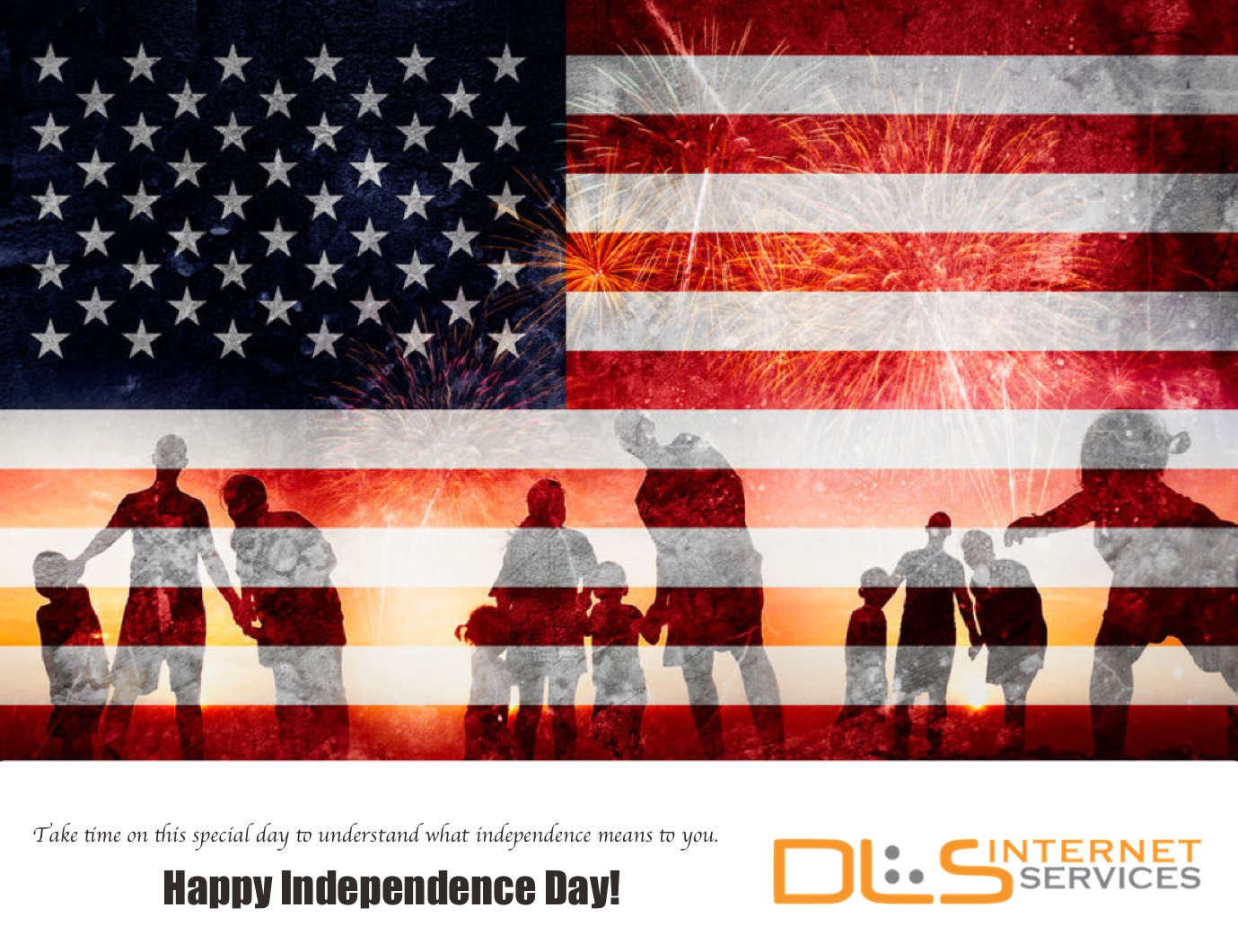 Take time on this special day to understand what independence means to you.