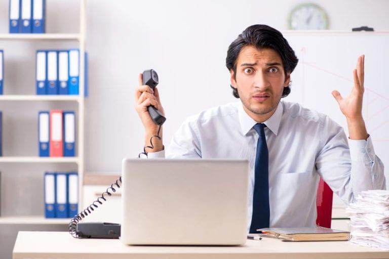 VoIP downside is... Internet